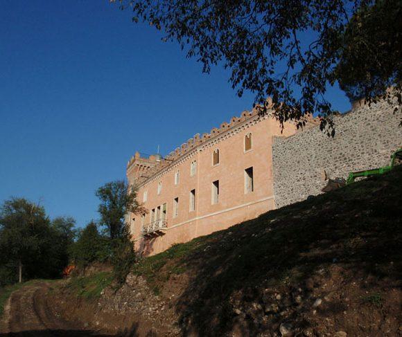 Castello dei Maltraversi – Montebello (VI)
