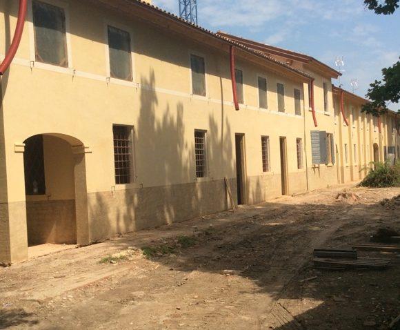 Ristrutturazione privata – intervento di consolidamento – provincia di Modena