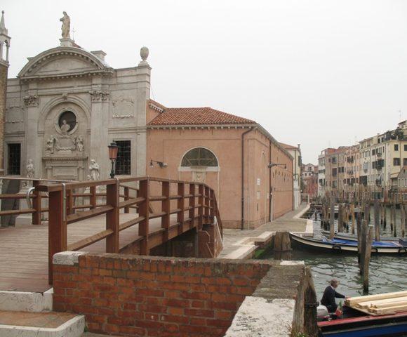 Chiesa dell'Abbazzia della Misericordia – Venezia