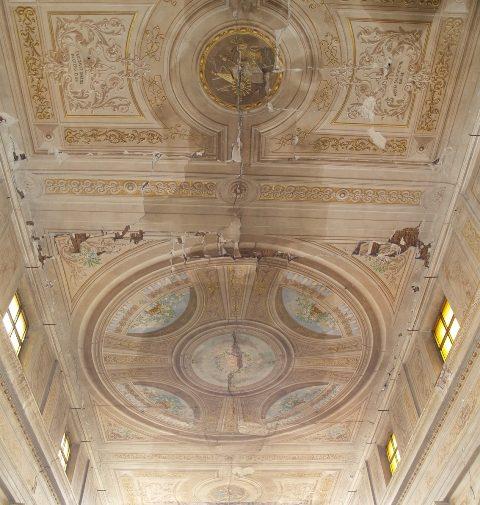 Chiesa di Maria Santissima – Reno Finalese – MO