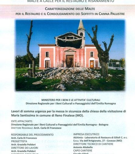 Chiesa della visitazione di Maria Santissima 03