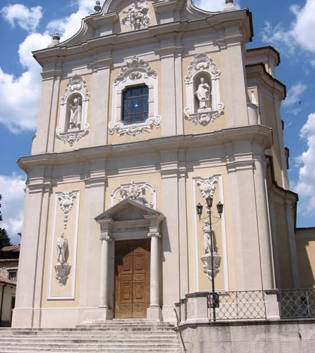 Chiesa di Grumello del Monte