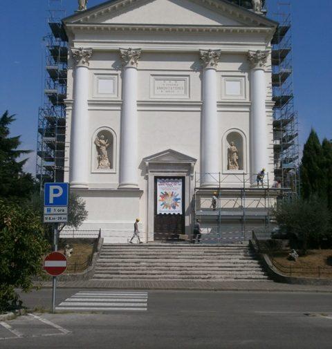 Chiesa di Santa Maria Annunziata – Marano Vicentino – VI