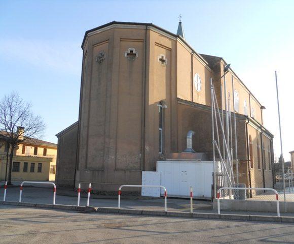 Chiesa di Ronchi di Castelserugo – PD