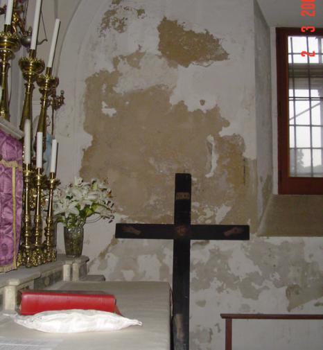 Chiesa di Santa Maria di Colonna – Trani