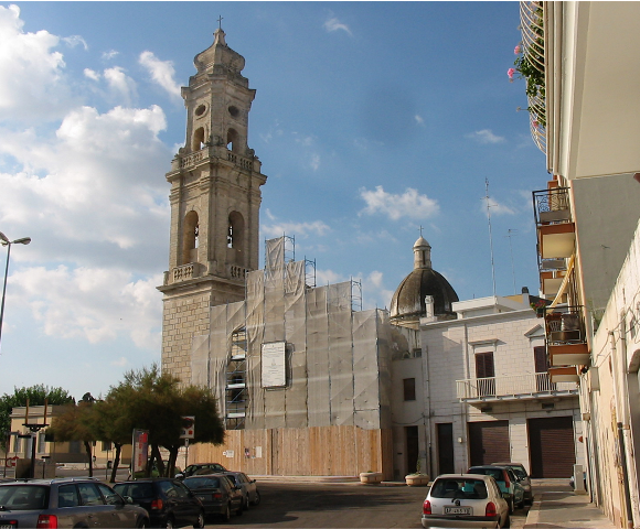 Chiesa di Santa Maria di Loreto – Molo – BA