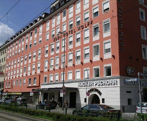 Hotel Eden Wolff – Monaco – Germania