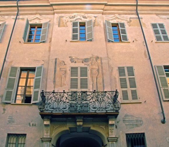 Palazzo Mischi – Piacenza