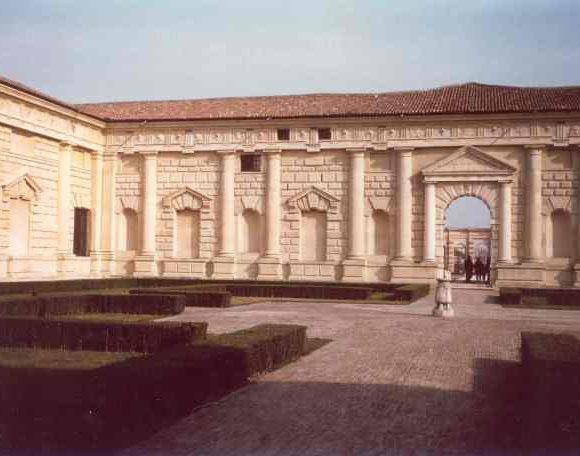 Palazzo Te – Mantova