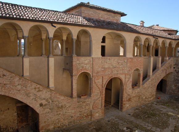 Rocca di Agazzano 11