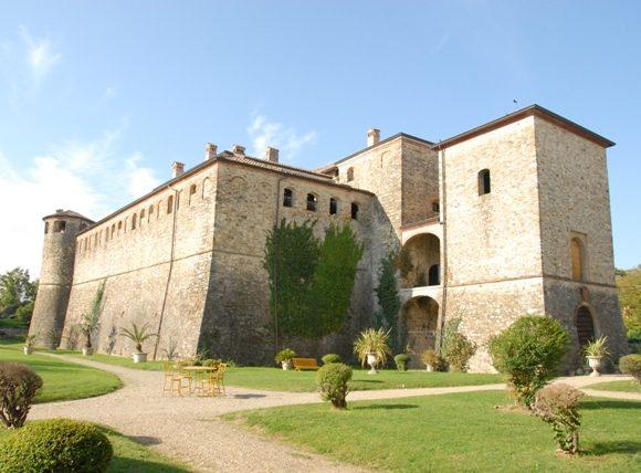 Rocca di Agazzano – Piacenza