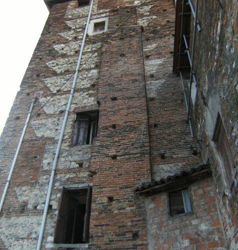 Torrione Porta Santa Croce