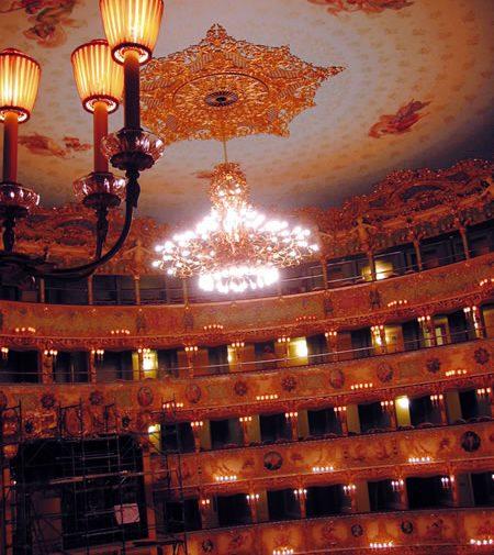 Venezia Gran Teatro La Fenice 17