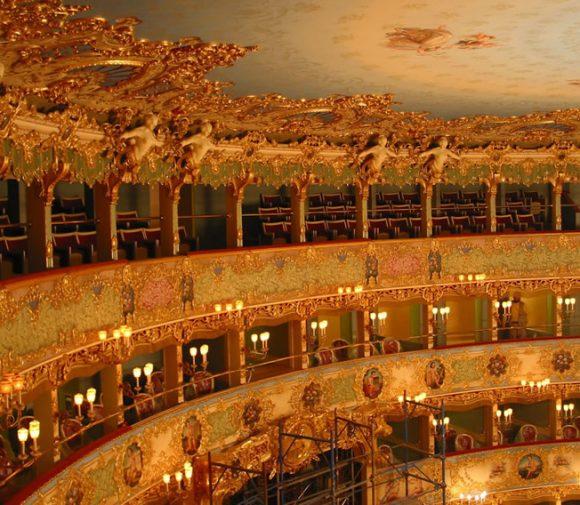 Venezia: Gran Teatro La Fenice