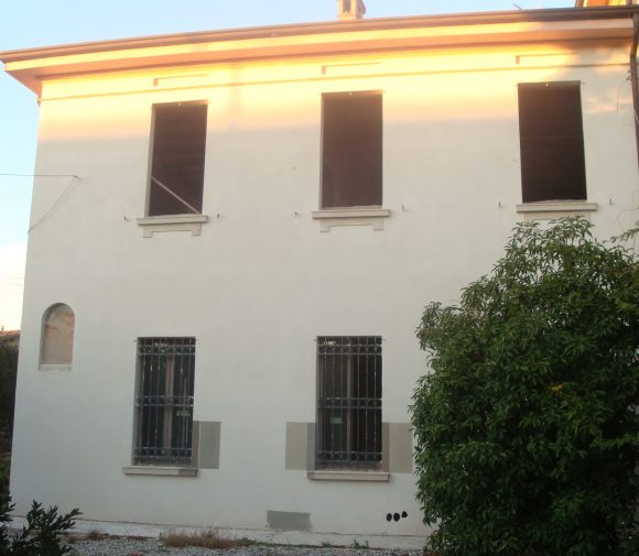 Villa Vaschini – Montichiari – BS
