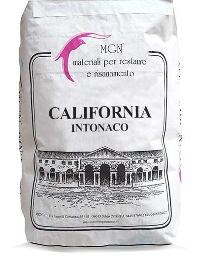 California intonaco MGN