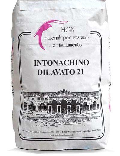 Intonachino Dilavato 21