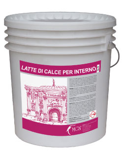 Latte di Calce per interno MGN
