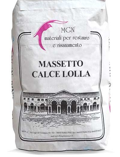 Massetto CalceLolla MGN