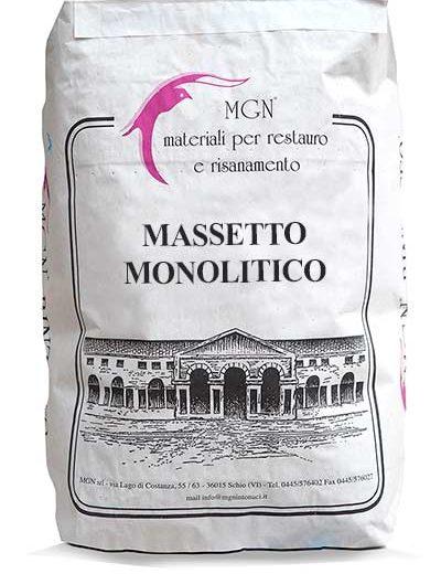 Massetto Monolitico MGN