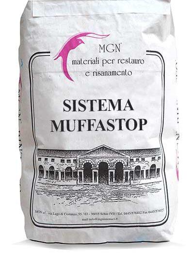 Sistema MuffaStop MGN (Rasacol + Isopannel)
