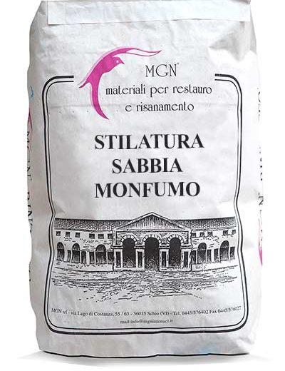 Stilatura Sabbia Monfumo MGN