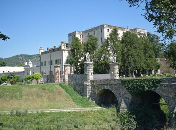 Castello del Catajo – Battaglia Terme – PD