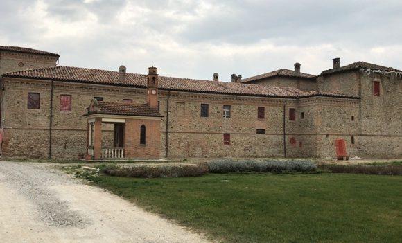 Castello privato – provincia di Piacenza