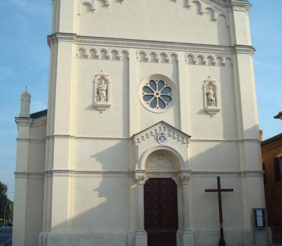 Chiesa di Santa Maria Maddalena – Volpino di Zimella – VR