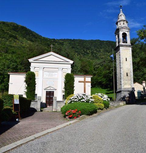 Chiesa della Madonna dell'Angelo – Piovene Rocchette – VI