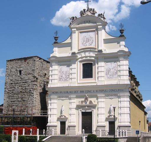 Chiesa di Bolgore – BG