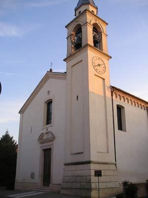 Chiesa di Maserà – PD