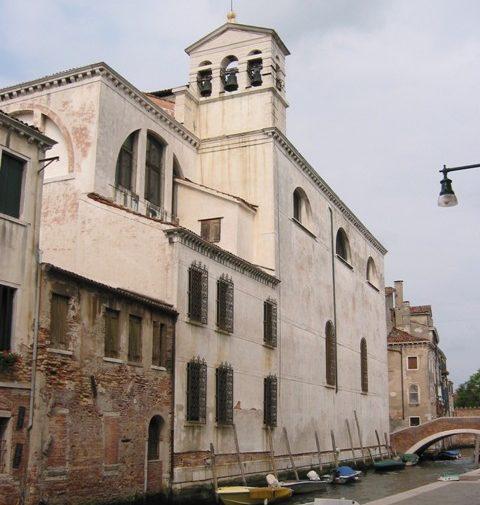Chiesa di Sant'Agostino – Venezia