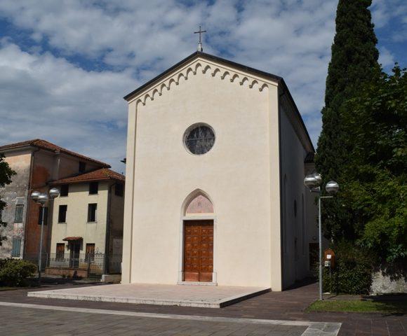 Chiesetta di Santa Maria – Marano Vicentino – VI