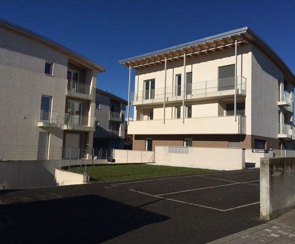 Complesso residenziale – Schio – VI