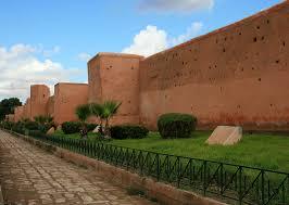 Mura di Marakkech – Marocco
