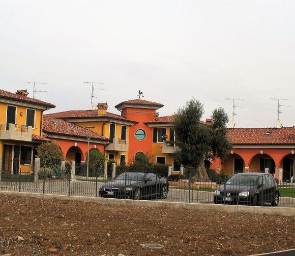 Complesso residenziale – Verona