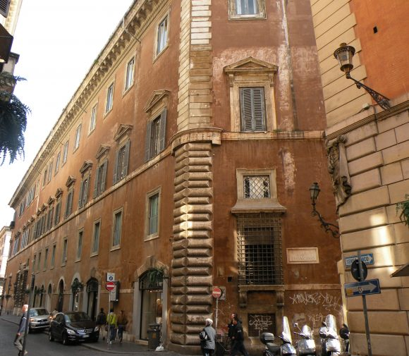 Palazzo Ruspoli – Roma