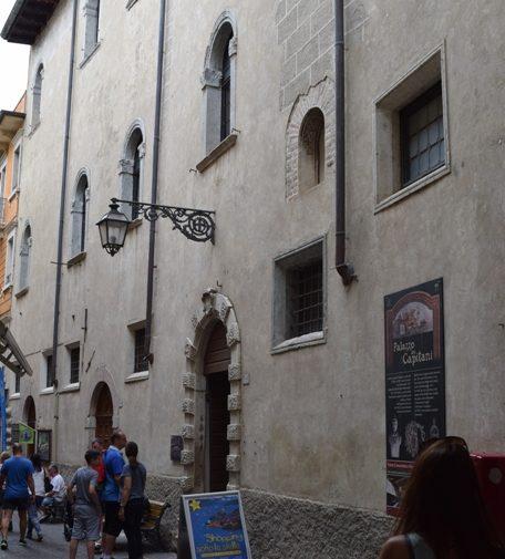 Palazzo dei Capitani-Malcesine-VR