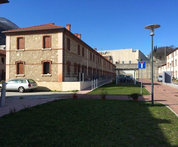 Complesso residenzale Ex quartiere operaio – Piovene Rocchette – VI