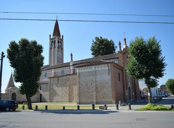 Santuario della Madonna del Tresto – Ospedaletto Euganeo – PD