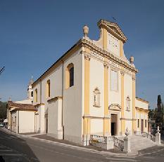 Chiesa di Sant'Andrea – Sommacampagna – VR