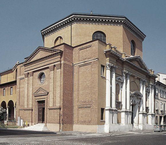 Chiesa Sant'Orsola – Mantova