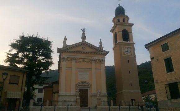 Chiesa di S.Michele Arcangelo – Parrocchia di Villaga – VI