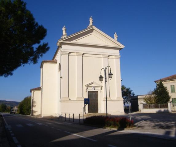 Chiesa di San Girolamo – Parrocchia di Colloredo – Sossano – VI