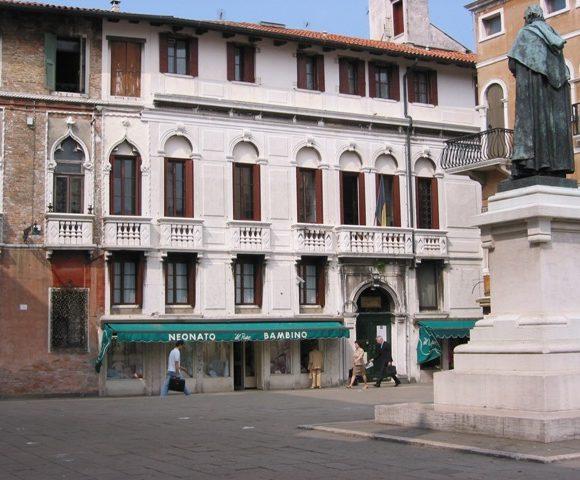 Consolato rumeno sede di Venezia