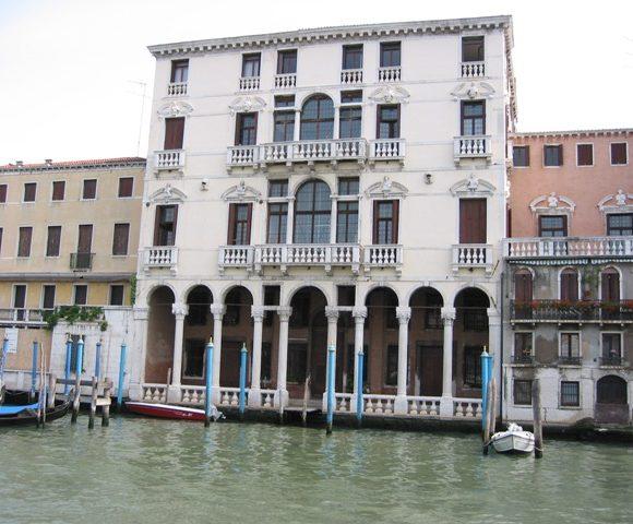 Palazzo Michiel dalle Colonne – sede Soprintendenza – Venezia