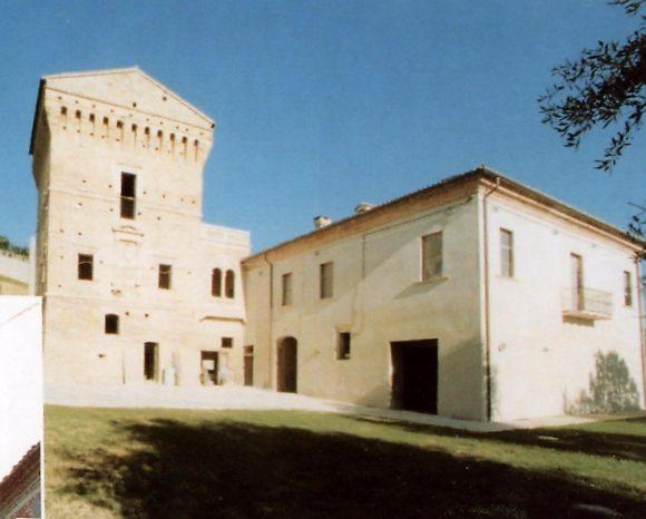 Torre di Carlo V o Martinsicuro – S.Benedetto del Tronto – TE