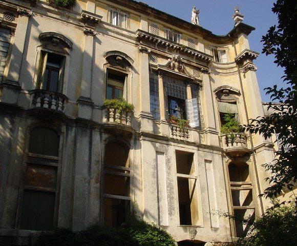 Villa Giovannelli Cimberle – Mussolente – VI